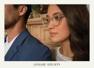 Ladies new eyeglasses by Leisure Society